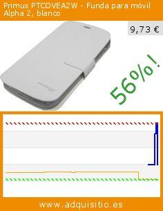 Primux PTCOVEA2W - Funda para móvil Alpha 2, blanco (Electrónica). Baja 56%! Precio actual 9,73 €, el precio anterior fue de 22,20 €. http://www.adquisitio.es/primux/funda-smartphone-alpha-2