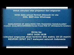 http://www.youtube.com/watch?v=9PYNExu3hZs - Jamin BPKB Mobil Gadai Jaminan BPKB Mobil, Motor, Truck, Tronton. Proses Cepat Maks 1 Hari Cair, Bunga PALING MURAH. Melayani SELURUH INDONESIA.