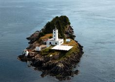 "lighthouses of alaska | All these photos are in our book: ""Lighthouses of Alaska"")"