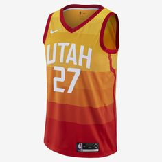 33dec0feccc Rudy Gobert City Edition Swingman (Utah Jazz) Men s Nike NBA Connected  Jersey