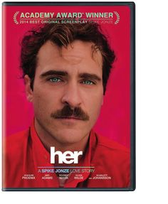 Her / Spike Jonze. 2014.