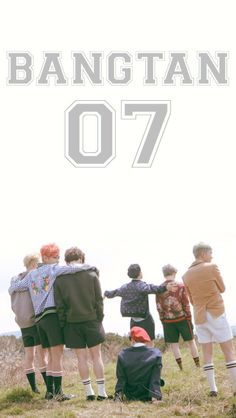BTS / OT7 / Lockscreen