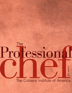 The chef bible
