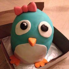 Penguina cake