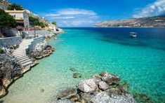 Travel destinations in europe - greece Greek Islands To Visit, Best Greek Islands, Greece Islands, Mykonos, Santorini, Cool Places To Visit, Places To Go, Zakynthos, Seaside Village