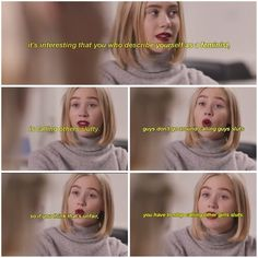 skam, woman, and noora image