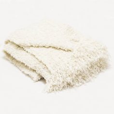 White Fringed Blanket | Romantic Bohemian | Birch & Brass Vintage Rentals | Weddings and Corporate Events | Austin, Texas
