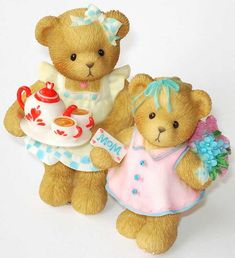 Heidi´s Cherished Teddies Galerie: MOTHERS DAY 2008 - CARLTON CARDS - Mom, You…