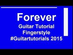 Forever guitar tutorial