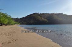 El Jobo Beach in La Cruz, Guanacaste, Costa Rica.