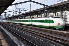 200系新幹線 - 日本の旅・鉄道見聞録