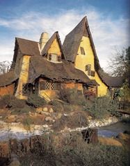 The Witch's House (the Spadena House), Beverly Hills, CA.