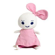 Docka Brokiga Little Pink