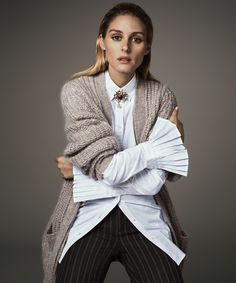 We're Going to Copy All of Olivia Palermo's Holiday Outfits for Banana Republic - Olivia Palermo x Banana Republic from InStyle.com