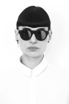 KUBORAUM SUNGLASSES now available at www.untitled-trendwear.com! OLINE SHOP #kuboraum #berlin #handmadeinitaly