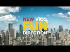 [VIDEO] One Direction Star in New Thai Toyota Vios Commercial | The News Wheel