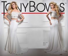 Tony Bowls Style TB11750 - View the Tony Bowls Collection now and contact a retailer near you to order the perfect designer dress for your social occasion!