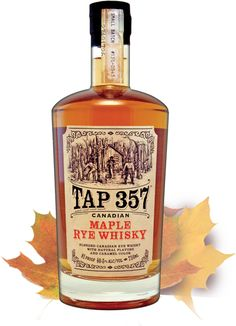 Breakfast Whisky (Tap 357 Canadian Maple Rye Whisky)