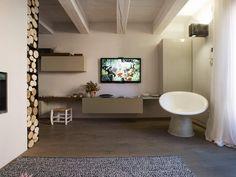 Appartamento LAGO Rimini - living room #appartamentolago #design #36e8