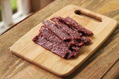 How To Make Homemade Beef Jerky Beef Recipe