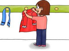 Bonjour tout le monde ! Je me lance dans un nouveau projet d'illustrations pour l'école : illustrer les règles de vie à l'école ! Je mettrai ce fichier à jour régulièrement avec d…