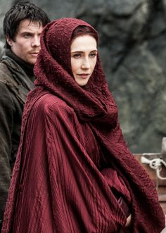 """gameofreferences: """" Melisandre 