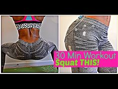 The BEST 30MIN Butt/Leg Workout for WOMEN! I HangTight with MarC - YouTube