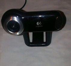 Logitech webcam with mic