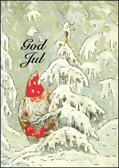 God Jul, by Stina Broome