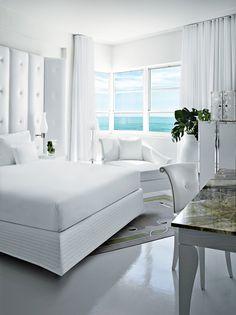 Delano—Miami Beach, Florida. #Jetsetter