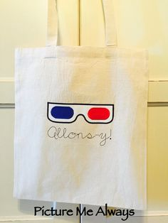 Doctor Who Inspired Embroidered Tote by PicMeAlwaysDesigns on Etsy