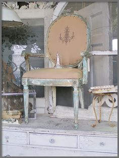 shabby and chic