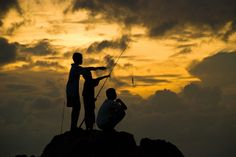 Fishing by HockHow & SiewPeng, via Flickr