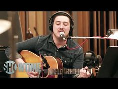 """The New Basement Tapes perform """"The Whistle is Blowing,"""" featuring lead vocals by Marcus Mumford, from the Showtime documentary Lost Songs: The Basement Tape..."""