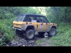 WvKk22G-o24 Nissan Patrol & Range Rover Classic `Bobtail` OFFROAD ...