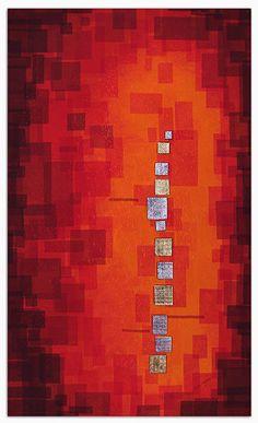 Linda Witte Henke - Contemporary textile artist - Spiritually Expressive Work