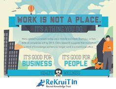 Love Monday's! Love your Work Place! Love your Job!  #LoveMondays #Career #rekruitin