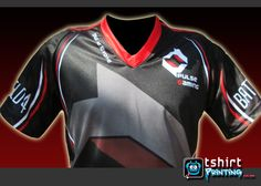 gamer shirt printing Sport Shirt Design, Gamer Shirt, Running Shirts, Sports Shirts, Printed Shirts, Motorcycle Jacket, Shirt Designs, Printing, Jackets