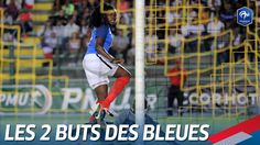 Griedge Mbock a inscrit ses 2 premiers buts en Bleue hier soir contre l'Afrique du Sud (2-0)!✊