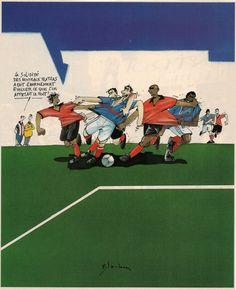 Blachon - L'Équipe Magazine - samedi 8 juillet 2000 - N° 949