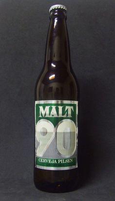 Malt Beer, Rock In Rio, Beer Packaging, Brew Pub, Retro, Beer Bottle, Nostalgia, Old Things, The Arts