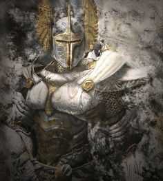 Great picture of a Medieval Knight...Matthew the White Lord???? Kathryn Le Veque