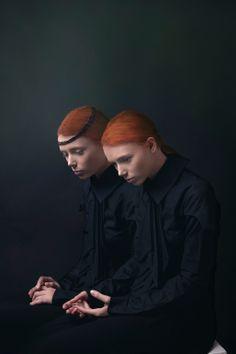 "Saatchi Online Artist: Giuseppe Lo Schiavo; Color 2013 Photography ""Ad Vivum - The Twins -"