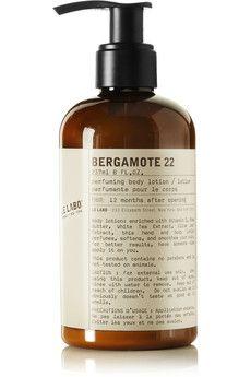 Le Labo - Bergamote 22 Body Lotion, 237ml