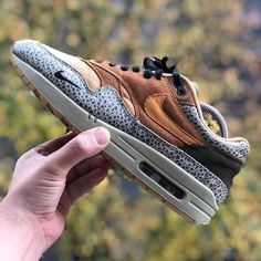 "low priced 4de29 2c415 Coinestar on Instagram ""Nike air max 1 x atmos Safari (2002)"