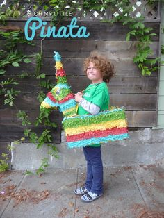 Halloween Was a {pinata} Smashing Success. Holidays Halloween, Halloween Kids, Happy Halloween, Pinata Halloween Costume, Mexican Fancy Dress, Adult Party Themes, Harvest Party, Store Windows, Trick Or Treat