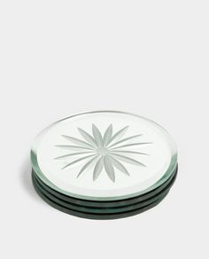 Designed for simplicity and made from high quality materials. Its sleek geometry and material combinations creates a modern personalized look. Coaster Set, Geometry, Plates, Tableware, Modern, Home, Design, Licence Plates, Dishes