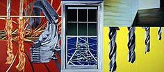 James Rosenquist helped define Pop Art in its heyday with his boldly scaled painted montages of commercial imagery. Art Pop, James Rosenquist, Modern Art, Contemporary Art, Pop Art Artists, Food Artists, Infinite Art, Claes Oldenburg, Roy Lichtenstein