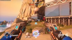 [Overwatch] My own team was against me
