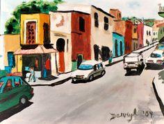Guanajuato Street Scene | Darryl Freeman